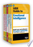 HBR Guides to Emotional Intelligence at Work Collection  5 Books   HBR Guide Series