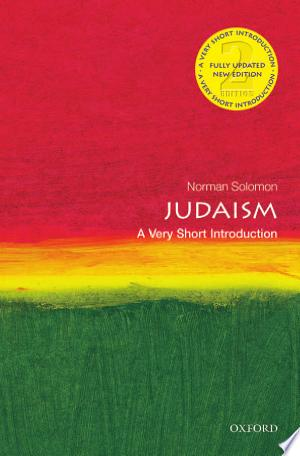 Judaism: A Very Short Introduction - ISBN:9780191511073