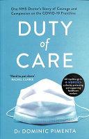 Duty of Care Book PDF