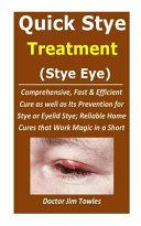 Quick Stye Treatment Stye Eye