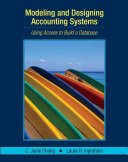 Modeling and Designing Accounting Systems