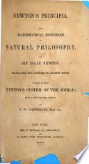 Newton s Principia
