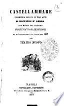 Castellammare commedia lir ca     in tre atti di Raffaele D Ambra
