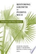 Restoring Growth in Puerto Rico