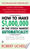How To Make 1 000 000 In The Stock Market Automatically book