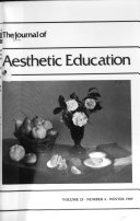 The Journal of Aesthetic Education