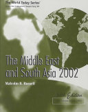 The Middle East and South Asia 2002