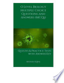 O Level Biology Multiple Choice Questions And Answers Mcqs