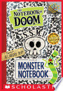 Monster Notebook  A Branches Special Edition  The Notebook of Doom