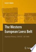 The Western European Loess Belt