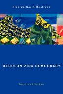 Decolonizing Democracy