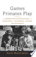 Games Primates Play, International Edition