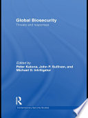 Global Biosecurity book