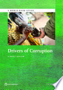 Drivers of Corruption