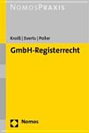 GmbH-Registerrecht