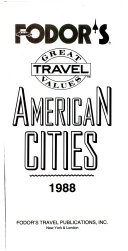 Great Travel Values 1988