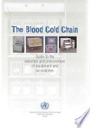 The Blood Cold Chain