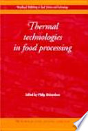 Thermal Technologies in Food Processing