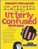Statistics for the Utterly Confused  2nd edition