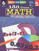 180 Days Of Reading Writing And Math For Fifth Grade