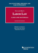 Labor Law  Cases and Materials 2016