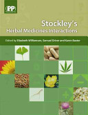 Stockley S Herbal Medicines Interactions