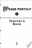 Passe Partout 3   Teacher s Book