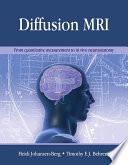 Diffusion Mri book