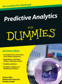 Predictive Analytics f  r Dummies
