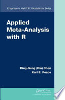 Applied Meta Analysis with R