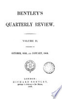 bentley s quarterly review