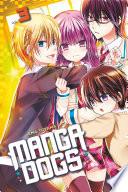 Manga Dogs Volume 3