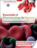 Essentials of Pharmacology for Nurses