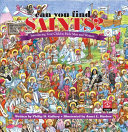 Can You Find Saints? To Search For Objects Related To