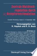 Zentrale Blutdruckregulation durch α2-Rezeptorenstimulation