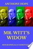 Mr Witt s Widow