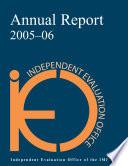 IEO Annual Report 2005-06 (EPub)