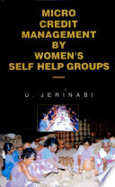 Micro Credit Management By Women S Self Help Groups