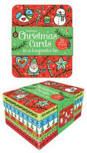 Christmas Cards Tin