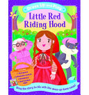 Dress Up and Play: Little Red Riding Hood Dress Ups Included In This Fun Filled