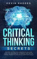 Critical Thinking Secrets