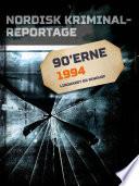 Nordisk Kriminalreportage 1994