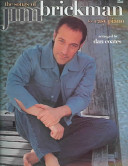 The Songs of Jim Brickman for Easy Piano