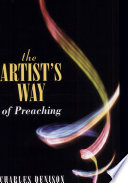 The Artist s Way of Preaching