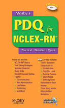 Mosby s PDQ for NCLEX RN