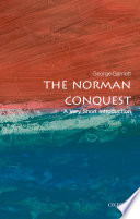 The Norman Conquest  A Very Short Introduction