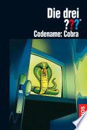 Die drei      Codename  Cobra  drei Fragezeichen