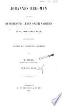 Johannes Brugman en het godsdienstig leven onzer vaderen in de vijftiende eeuw