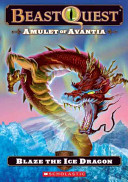 Blaze the Ice Dragon Amulet Of Avantia Tom Must Battle