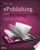Epublishing With Indesign Cs6
